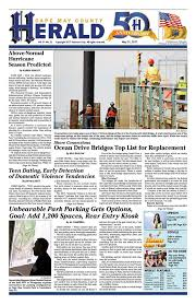 New Jersey newspapers 17 Cape May County Herald