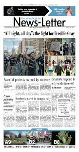 Maryland newspapers 26 The Johns Hopkins News Letter