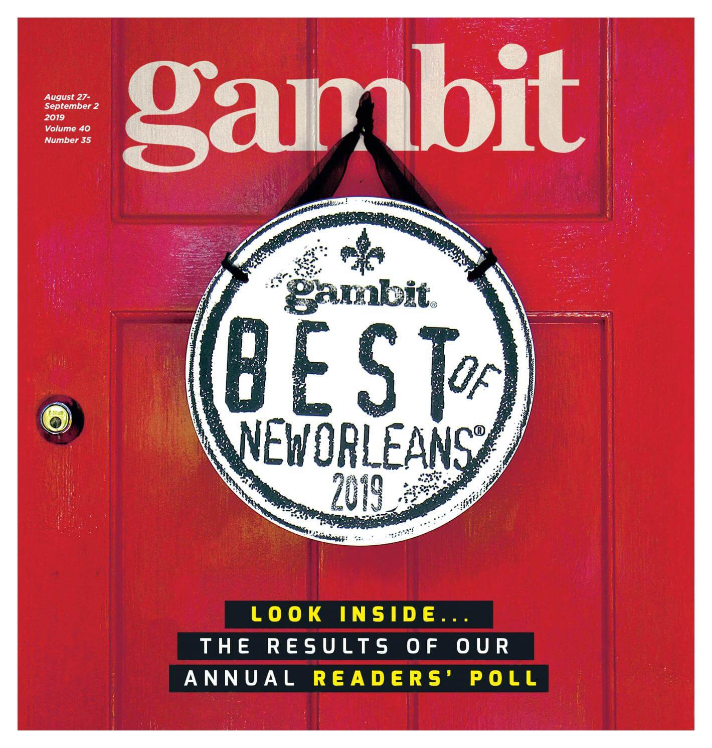 New Orleans Newspapers 08 Gambit